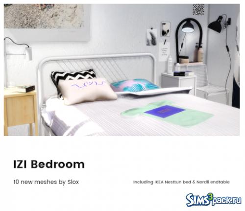 Спальня IZI
