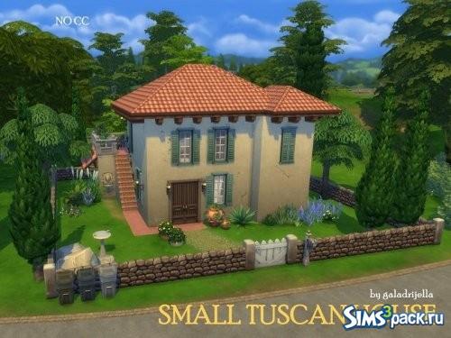 Маленький тосканский дом