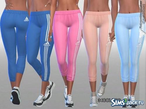 Спортивные леггинсы Adidas