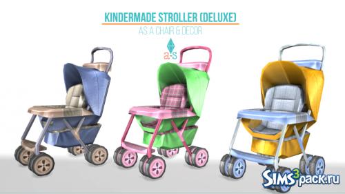 Коляска Kindermade (Deluxe)