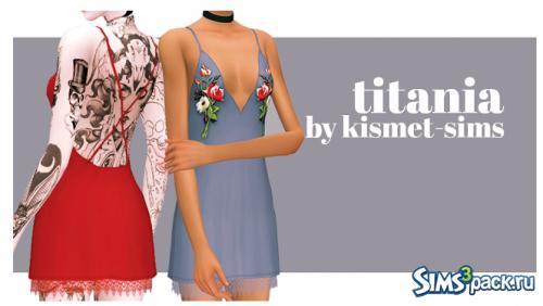 Платье TITANIA