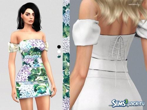 Мини - платье Ortensia