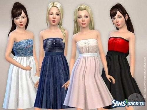 Коллекция дизайнерских платьев № 86