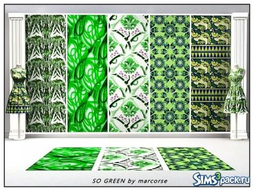Текстуры So Green