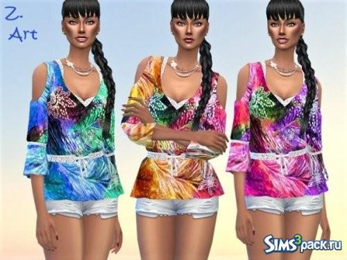 Блузка TrendZ. 10