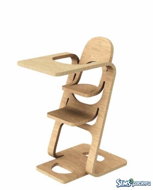 """Высокий стул """"One"""""""