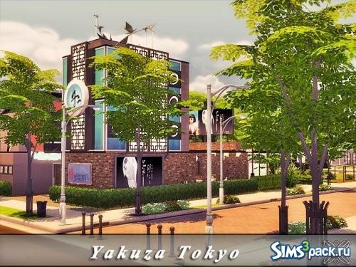 Спа - суть Yakuza Tokyo.