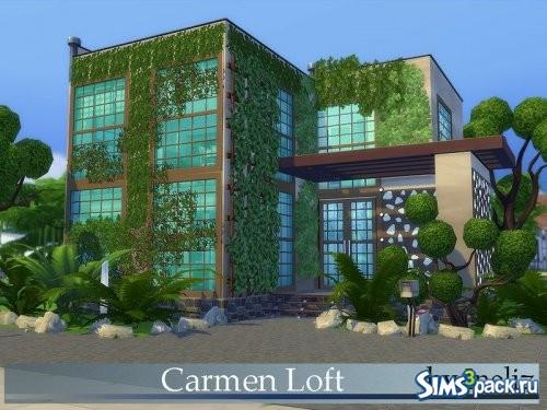 Дом Carmen Loft