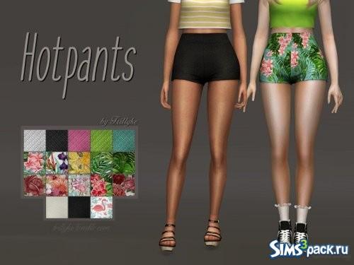 Шорты Hotpants