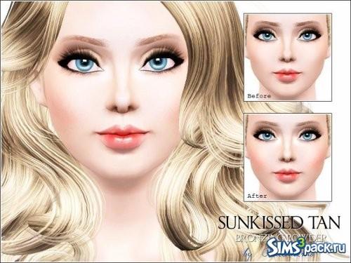 Пудра Sunkissed Tan Bronzing