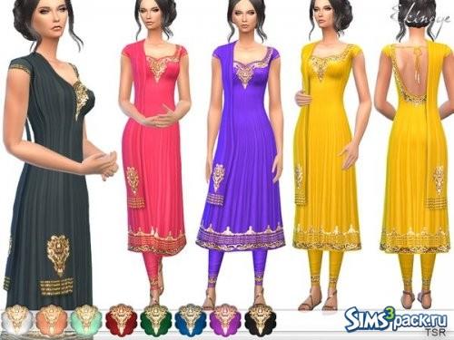 Платье Anarkali - 0