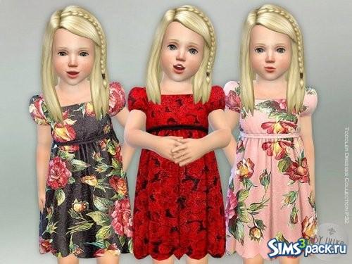 Коллекция платьев для малышек #32