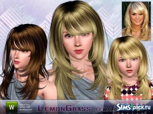Прическа Lemon Grass