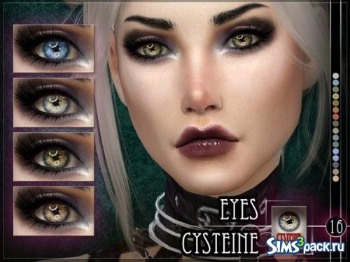 Линзы Cysteine