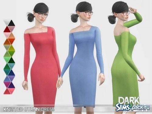 Платье Knitted Byrnn