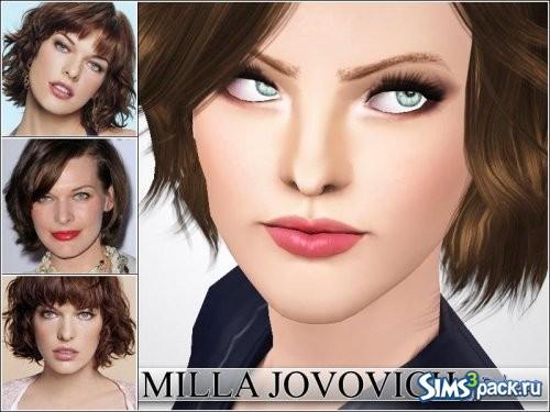 Симка Милла Йовович