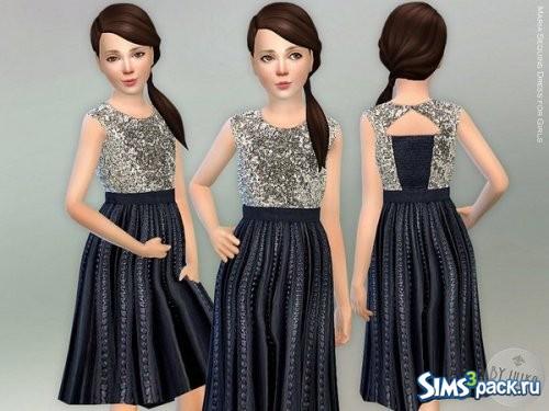 Вечернее платье Maria Sequins