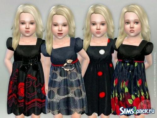 Коллекция платьев для малышек #37