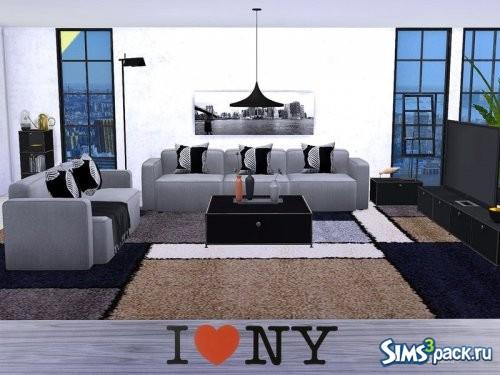 Гостиная New York