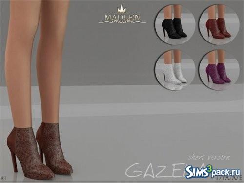 Ботинки Gazela