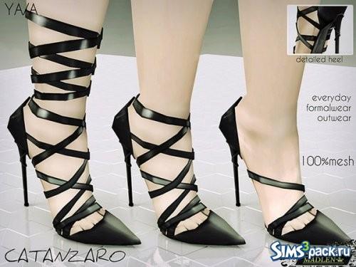 Туфли Catanzaro