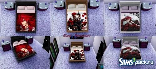 Кровать Grell