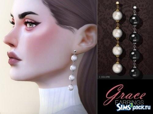 Серьги Grace