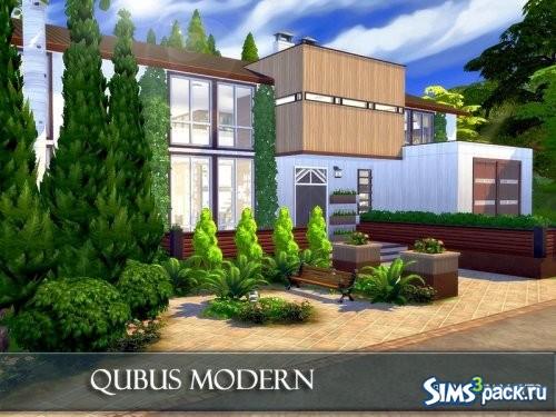 Дом QUBUS MODERN