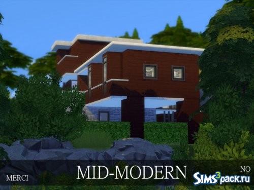 Дом MID-MODERN