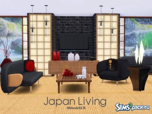Гостиная Japan