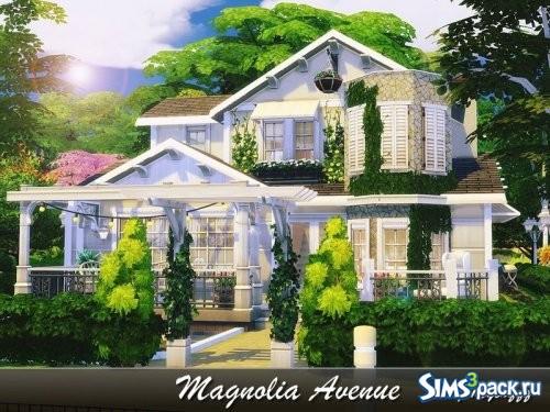 Дом Magnolia Avenue