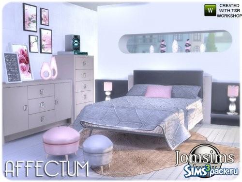 Спальня Affectum