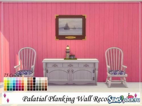 Настенное покрытие Palatial Planking
