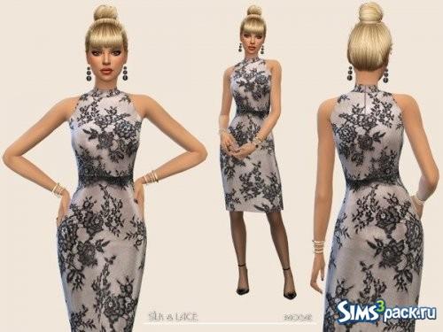 Платье Silk&Lace