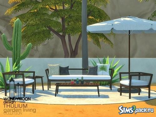 Садовая мебель Thulium