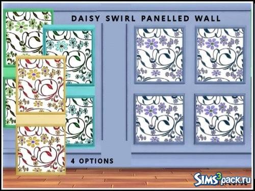 Панели Daisy Swirl