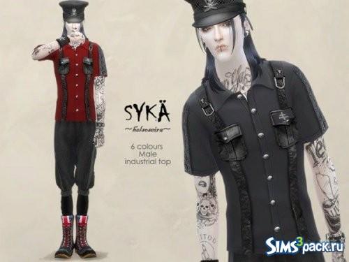 Рубашка SYKA - Industrial