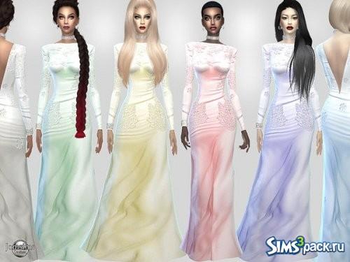 Платье Nelsida Satin