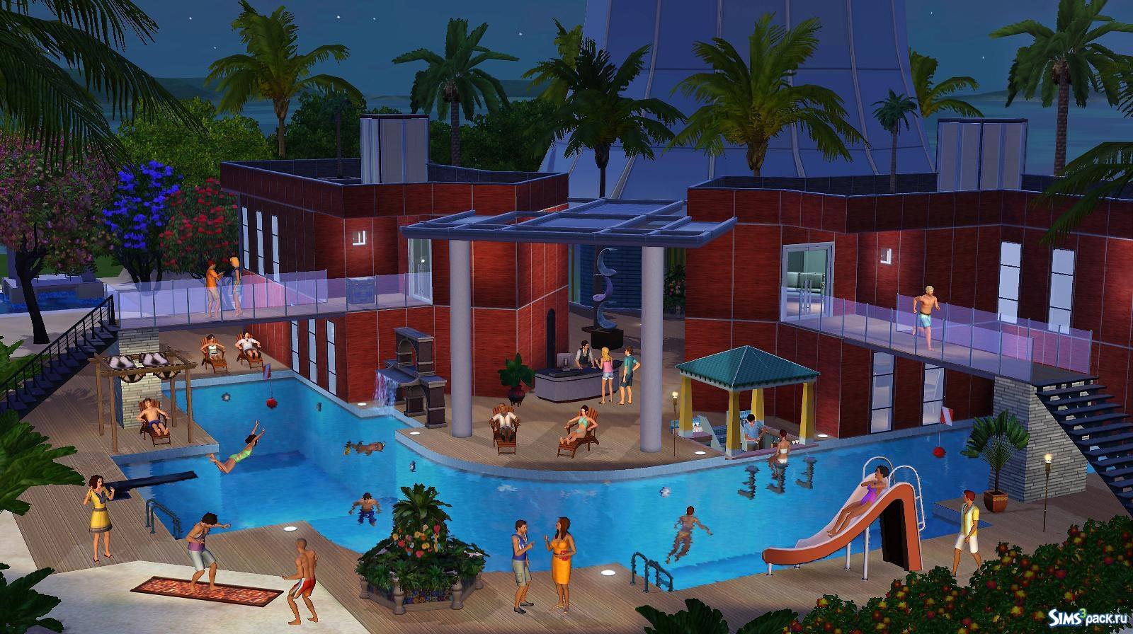 Для игры симс 3 райские острова скачать торрент бесплатно на пк.