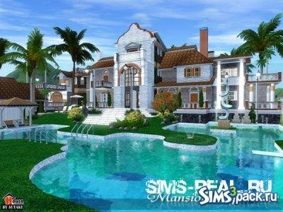 Скачать дом mansion supavadee by soulitice для симс 3.