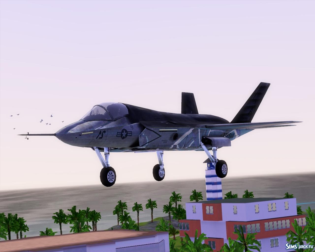 Обои F-35, lightning ii, истребитель, бомбардировщик, суша. Авиация foto 14