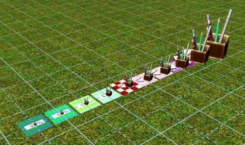 Лоты, предметы для строительства и города в sims 3 — форум the sims.