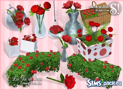 Розы от Simcredible Designs