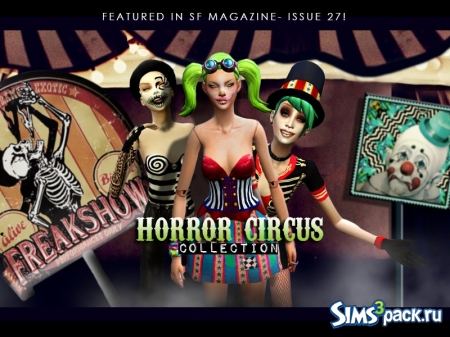 Horror Circus Collection от MissFortune