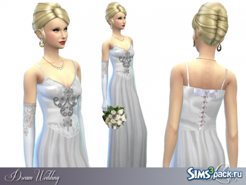 Набор Dream Wedding от Lulu265
