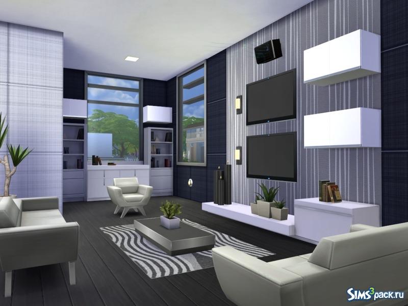 Картинки в симс 4 домов и комнат