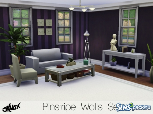 Pinstripe Walls Set от Jaws3