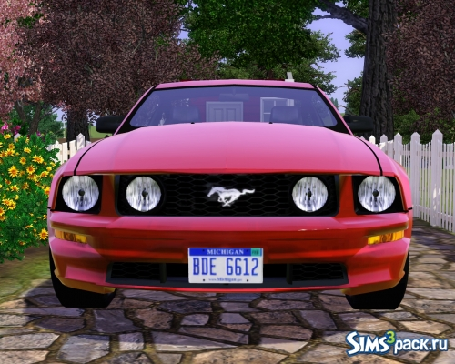 Ford Mustang GT 2006 от Fresh-Prinсe