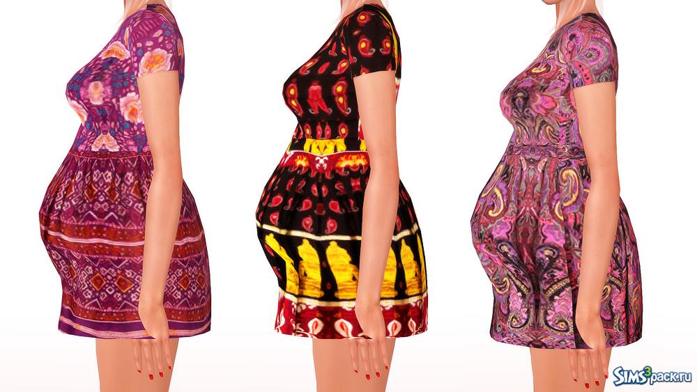 Скачать одежда для беременных включено по умолчанию от oneeuromutt.