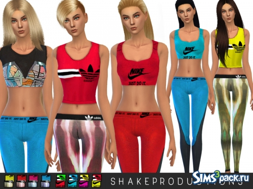 Одежда ShakeProductions 13 SPORT SET от ShakeProductions